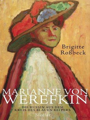cover image of Marianne von Werefkin