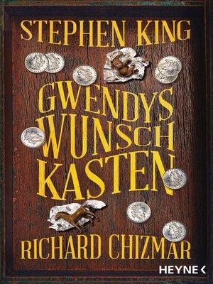 cover image of Gwendys Wunschkasten