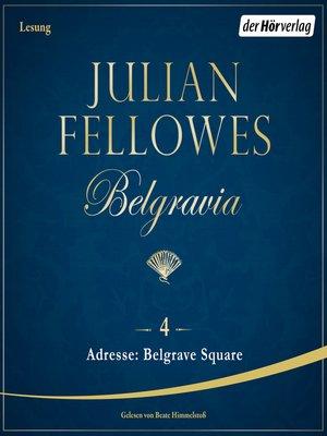 cover image of Adresse, Belgrave Square