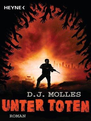 cover image of Unter Toten 1