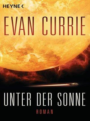 cover image of Unter der Sonne