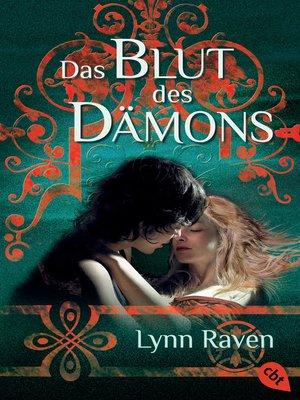 cover image of Das Blut des Dämons