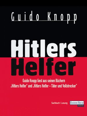 cover image of Hitlers Helfer
