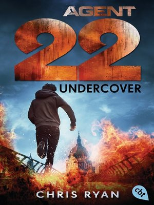 cover image of Agent 22--Undercover