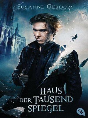 cover image of Haus der tausend Spiegel