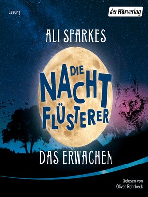 cover image of Die Nachtflüsterer--Das Erwachen