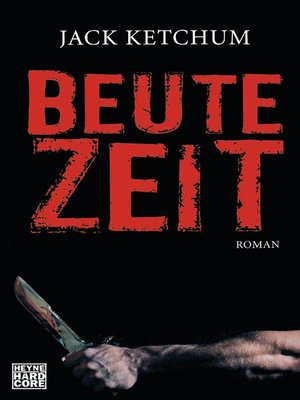 cover image of Beutezeit
