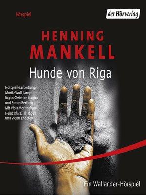 cover image of Hunde von Riga