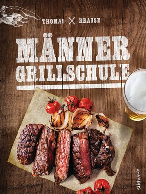 cover image of Männergrillschule