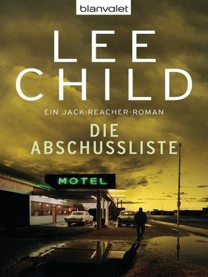 cover image of Die Abschussliste