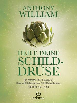 cover image of Heile deine Schilddrüse