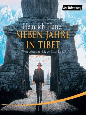 cover image of Sieben Jahre in Tibet