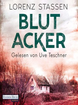 cover image of Blutacker
