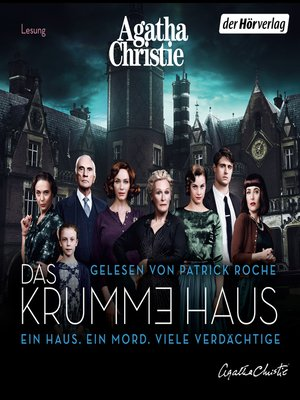 cover image of Das krumme Haus