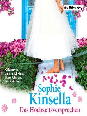 cover image of Das Hochzeitsversprechen