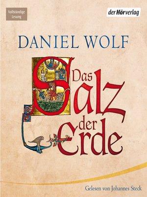 cover image of Das Salz der Erde