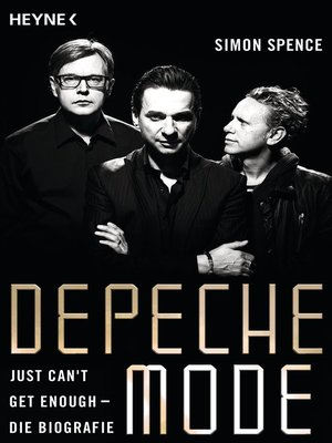 cover image of Depeche Mode--Just can't get enough