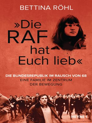"""cover image of """"Die RAF hat euch lieb"""""""