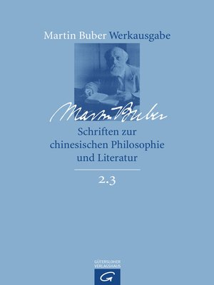 cover image of Schriften zur chinesischen Philosophie und Literatur