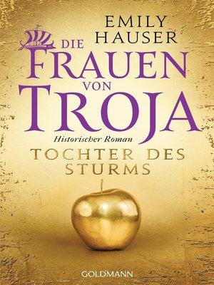 cover image of Tochter des Sturms--Historischer Roman