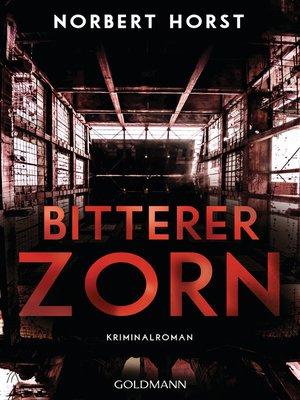 cover image of Bitterer Zorn