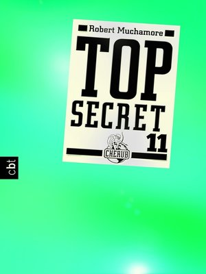 cover image of Top Secret 11--Die Rache