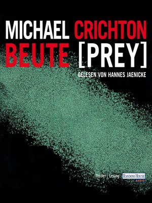cover image of Beute (Prey)