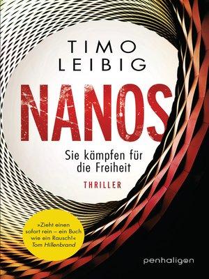 cover image of Nanos--Sie kämpfen für die Freiheit