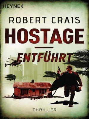cover image of Hostage--Entführt