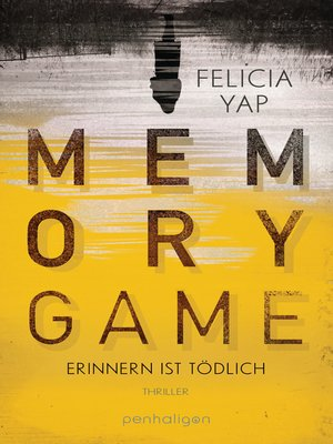 cover image of Memory Game--Erinnern ist tödlich