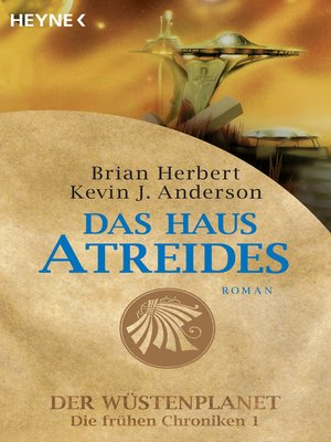 cover image of Das Haus Atreides