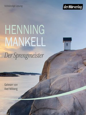 cover image of Der Sprengmeister