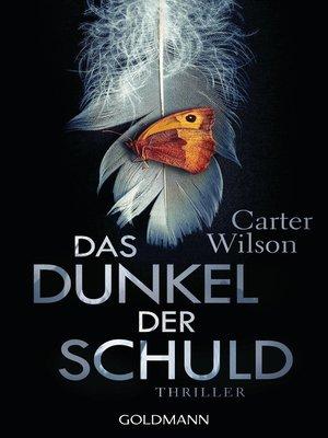 cover image of Das Dunkel der Schuld