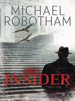 cover image of Der Insider