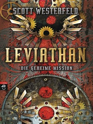 cover image of Leviathan--Die geheime Mission