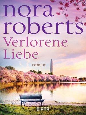 cover image of Verlorene Liebe