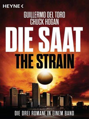 cover image of Die Saat--The Strain