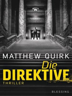 cover image of Die Direktive