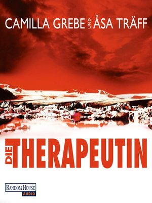 cover image of Die Therapeutin
