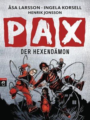 cover image of PAX--Der Hexendämon