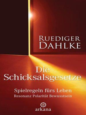 cover image of Die Schicksalsgesetze