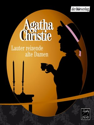 cover image of Lauter reizende alte Damen