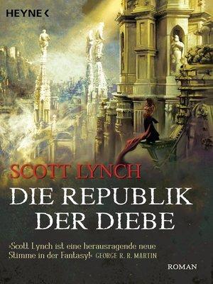 cover image of Die Republik der Diebe