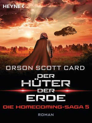 cover image of Der Hüter der Erde--Die Homecoming-Saga 5