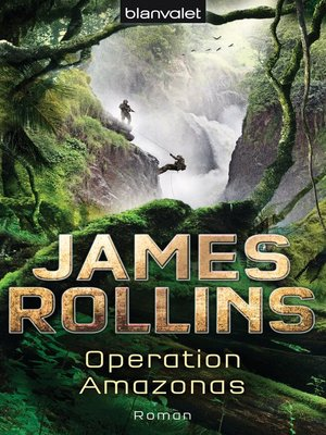 cover image of Operation Amazonas