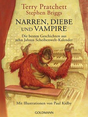 cover image of Narren, Diebe und Vampire