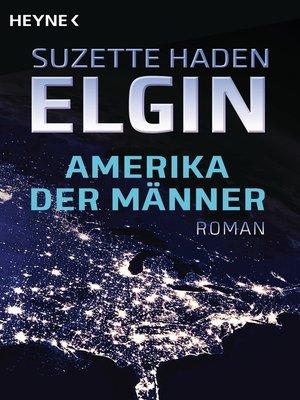 cover image of Amerika der Männer