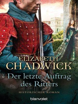 cover image of Der letzte Auftrag des Ritters