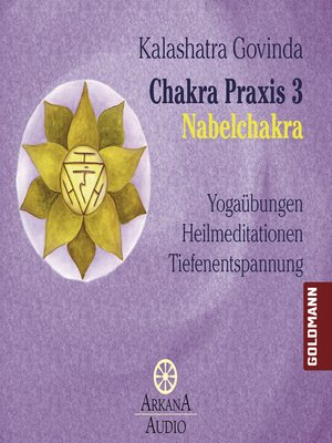 cover image of Chakra Praxis 3--Nabelchakra