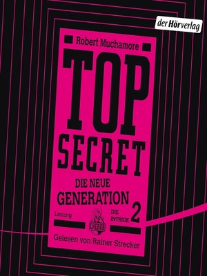 cover image of TOP SECRET--Die neue Generation